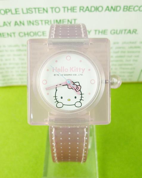 【震撼精品百貨】Hello Kitty 凱蒂貓~方-紫色【共1款】
