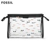 FOSSIL Travel 歡樂假期 眼睛眨眨化妝包 SLG1076786