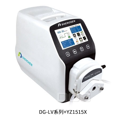 《DGS》蠕動幫浦 流量智慧型 Peristaltic Pump, Flow rates Type