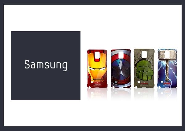 SAMSUNG 三星 GALAXY Note4 原廠復仇者聯盟保護殼 (台灣公司貨-盒裝)
