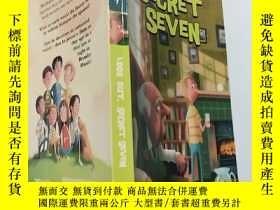 二手書博民逛書店look罕見out secret seven:小心秘密七Y200392