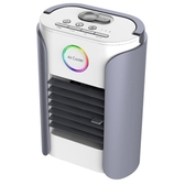 水冷扇冷風扇循環扇新款冷風機空調扇USB多功能辦公室宿舍家用迷你便攜冷氣加濕器 歐亞時尚