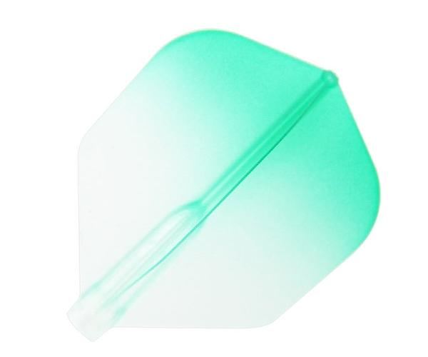 【Fit Flight AIR x Esprit】Gradation Shape Green 鏢翼 DARTS