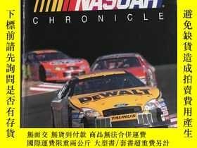 二手書博民逛書店NASCAR罕見CHRONICLE 賽車Y14024
