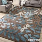 北歐滿鋪可愛簡約現代門墊客廳茶幾沙發地毯臥室床邊毯長方形地墊ATF  英賽爾3C