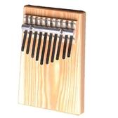 拇指琴相思木拇指琴卡林巴琴17音初學kalimba手指琴便攜式不用學的樂器   color shop