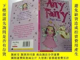 二手書博民逛書店airy罕見fairy:精靈Y212829