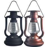 LED太陽能帳篷燈吊燈手搖野營燈戶外營地燈【名谷小屋】