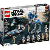 樂高積木LEGO《 LT75280 》STAR WARS™ 星際大戰系列 - 501st Legion Clone Troopers / JOYBUS玩具百貨