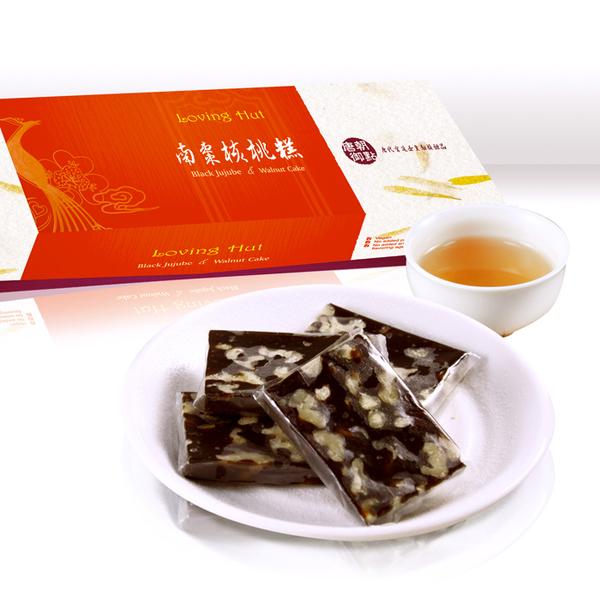 南棗核桃糕 350g _愛家純素茶食糕點 古法傳承經典美食 全素零食 素食可用