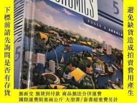 二手書博民逛書店ECONOMICS罕見ROGER A ARNOLD (5 EDITION)Y24878 ROGER A ARN