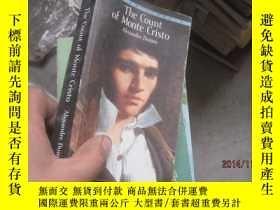 二手書博民逛書店the罕見count of monte cristo515219