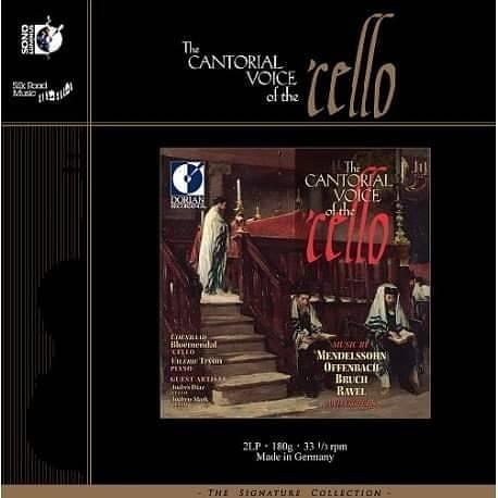 【停看聽音響唱片】【黑膠LP】猶太大提琴 (2LP)