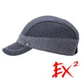 EX2 男款 保暖棒球帽 364095 露營 旅遊 戶外 休閒 露營 遮陽帽 登山帽 路跑慢跑帽 釣魚帽