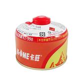 卡旺 登山瓦斯罐(230g) 保存期限:2021/10/20 出清價
