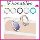 Apple iPhone6/6s 4.7吋 Plus 5.5吋 金屬鏡頭保護圈 手機攝像頭保護框 防刮花 金屬框 攝戒保護套 專用款