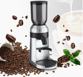 Welhome惠家ZD-15電動磨豆機家用磨粉機商用咖啡豆研磨機小型碎粉  蘑菇街小屋 ATF