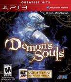 PS3 Demon s Souls Greatest Hits 惡魔靈魂(美版代購)