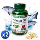 【買一送一】自然之寶鮭魚油軟膠囊(含EPA+DHA) 120顆/瓶
