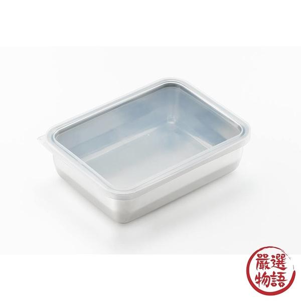【日本製】【YOSHIKAWA吉川鄉技】日本製 不鏽鋼 保鮮盒 中 SD-1337 -