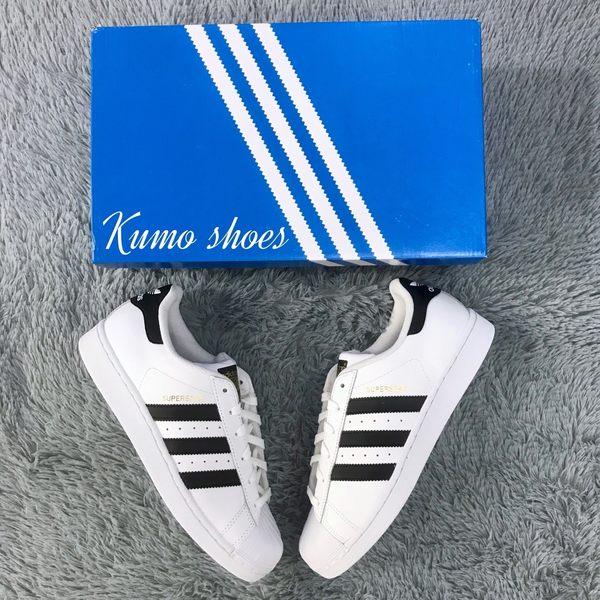Adidas Original Superstar 經典 金標 女鞋 C77154