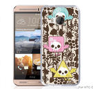 ✿ 3C膜露露 ✿【可愛骷髏*硬殼】HTC ONE ME手機殼 手機套 保護套 保護殼
