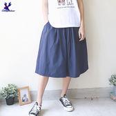 【下殺↘5折】American Bluedeer - 久帶闊腿褲 共2色 春夏新款