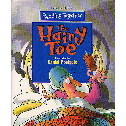【Reading Together】The Hairy Toe(1Book + 1CD)