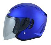 【東門城】M2R J-5 素色 消光復藍 3/4罩安全帽