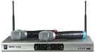 ^聖家^MIPRO 嘉強UHF雙頻道自動選訊無線麥克風 MI-858【全館刷卡分期+免運費】