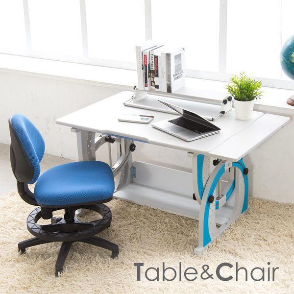【時尚屋】[2X6]摩爾根兒童伸縮成長書桌椅組G-115+411S可選色/免運費/台灣製/兒童書桌