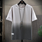 短袖t恤男士夏季男裝2020新款潮牌潮流半袖打底衫休閒上衣服體恤