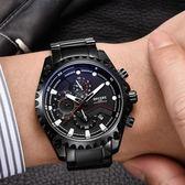 瑞士男士機械錶 全自動鏤空防水夜光蟲洞概念網紅手錶 男潮軍錶