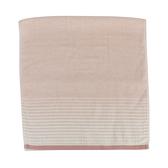 和風無撚紗布漸層毛巾 粉 34x76cm