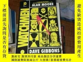 二手書博民逛書店Watchmen:The罕見Deluxe EditionY185