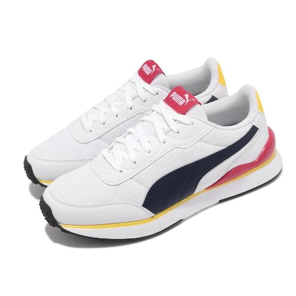 Puma 休閒鞋 R78 FUTR Decon 白 黑 紅 黃 復古 男鞋 女鞋 老爹鞋【ACS】 37489607