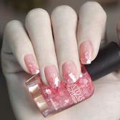 孕婦指甲油可剝無毒無味可撕拉水性亮片色持久不掉色指甲油