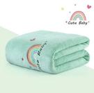 兒童浴巾 寶寶洗澡巾比純棉紗布吸水超柔毛巾初生冬季【快速出貨八折鉅惠】