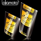 情趣商品 保險套 衛生套 避孕套 Okamoto日本岡本-6入002 HYDRO 水感勁薄保險套 6片裝
