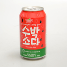 韓國西瓜蘇打汽水350ml(賞味期限:2...