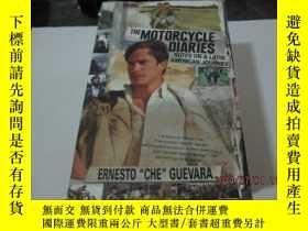 二手書博民逛書店the罕見motorcycle diaries11905 the