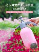 氣壓式噴霧器家用園藝壓力澆水壺噴壺澆花灑水壺【福喜行】