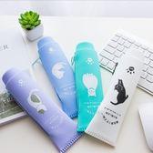 貓吉矽膠筆袋 (單入不挑款) 牙膏造型矽膠筆袋 可愛文具袋 (購潮8)