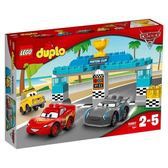 LEGO 樂高  DUPLO Piston Cup Race 10857