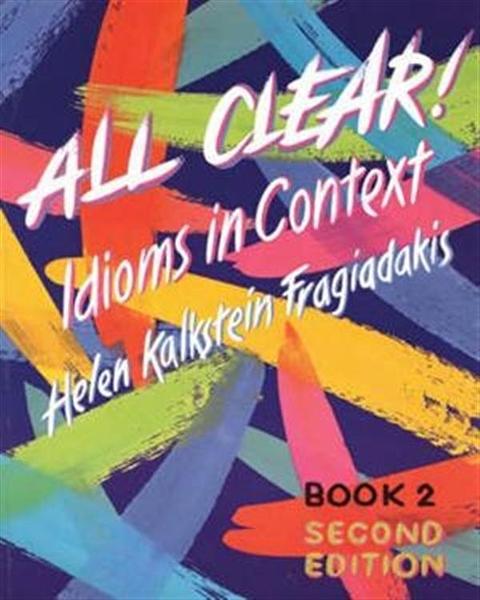 (二手書)All Clear!: Idioms in Context
