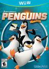 WiiU Penguins of Madagascar 馬達加斯加的企鵝(美版代購)