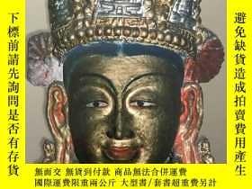 二手書博民逛書店【罕見】Buddhist Sculpture in Clay: