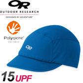 【Outdoor Research  ECHO CAP美國 抗UV輕量快乾鴨舌帽〈藍色〉】250189/鴨舌帽/棒球帽★滿額送