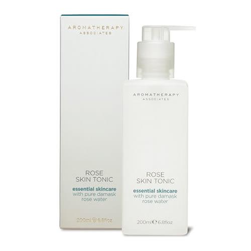 Aromatherapy Associates(AA)Essential Skincare 玫瑰爽膚水6.8oz,200ml ~