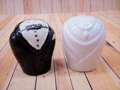 新郎新娘調味罐 調味罐 送客禮 婚禮小物【皇家結婚用品】